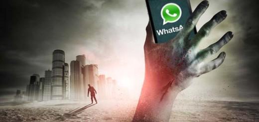 whasapp muere - apocalipsis