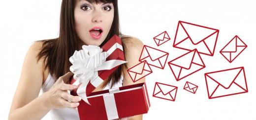 gestionar formulario de newsletter