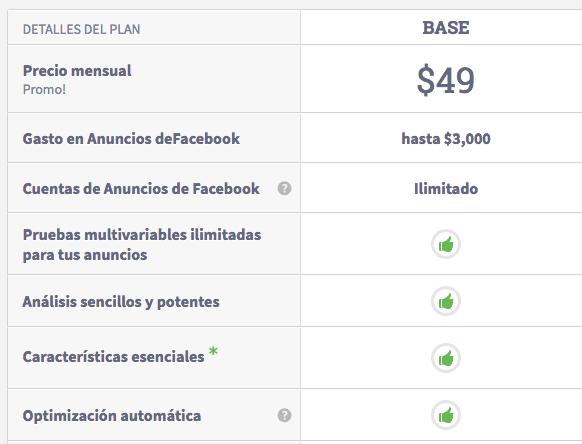 Adespresso c mo crear 144 anuncios facebook para tener el - Cuanto vale tapizar un sofa ...